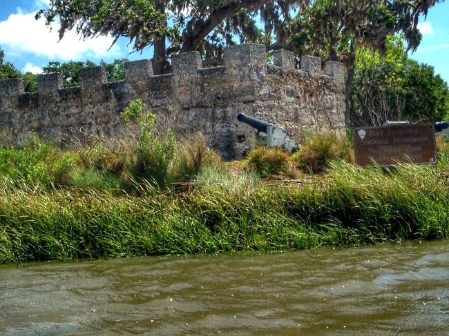 Fort Fredericka