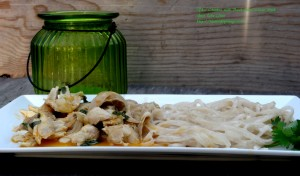 Thai Chicken with Basil and Coconut Milk #recipe (gluten free)