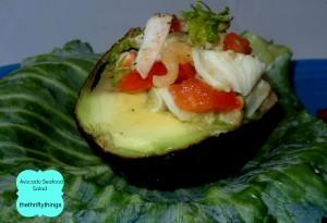 Avocado Seafood Salad & Good Cook Giveaway