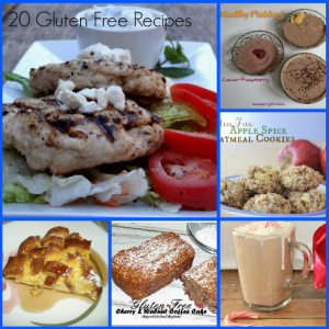 20 Gluten Free #Recipes