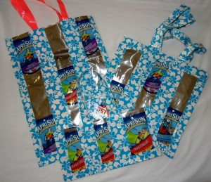 How to Make a Capri Sun Bag #craft #CapriSunmom