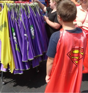 4 Tips for Raising a Confident Child #SuperHeroing