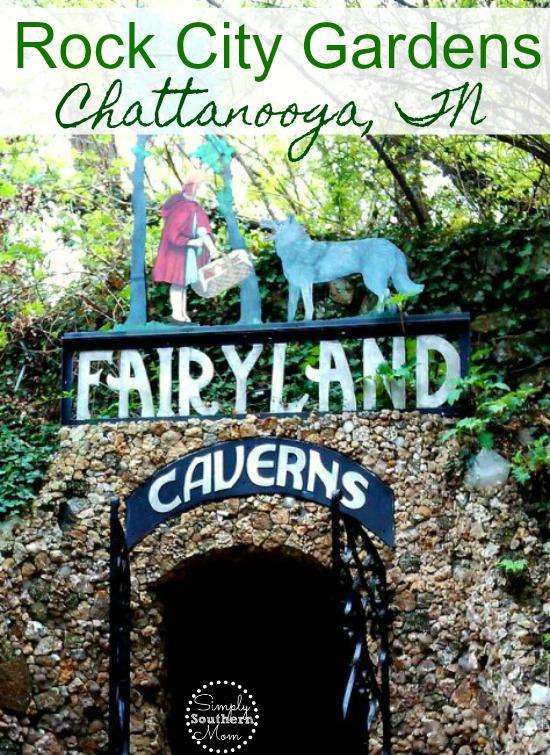 Fairy Land Caverns Rock City