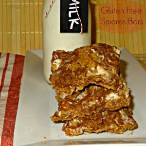 Smores Bars Recipe- Gluten Free