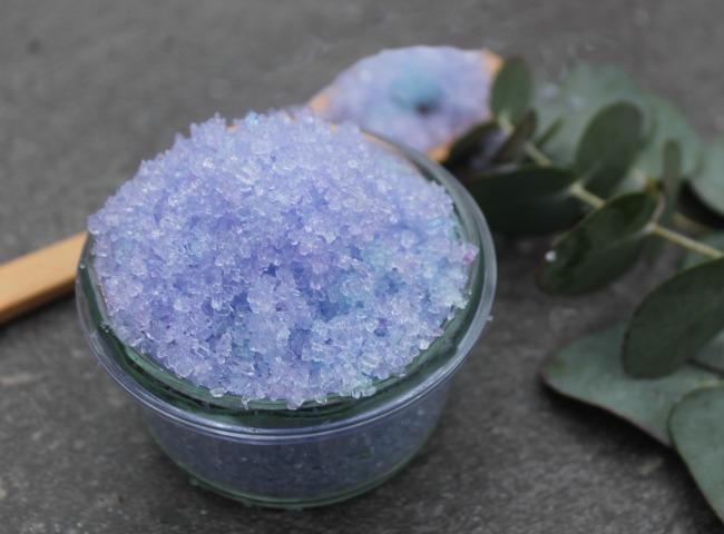 Easy Low Cost Diy Soothing Sinus Salt Scrub Recipe