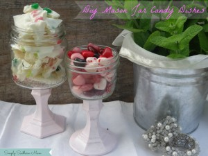 How to Make a Pedestal Candy Dish
