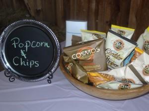 White Chocolate Coconut  Puffed Corn recipe