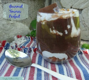 Gourmet Smores Parfait & Fizzy Lemonade Slush Recipe