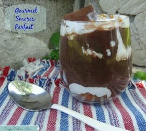 Gourmet Smores Parfait & Fizzy Lemonade Slush Recipe