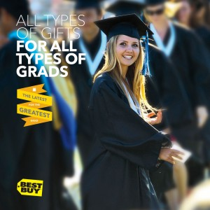 Give your Grad the Gift of Tech from Best Buy!