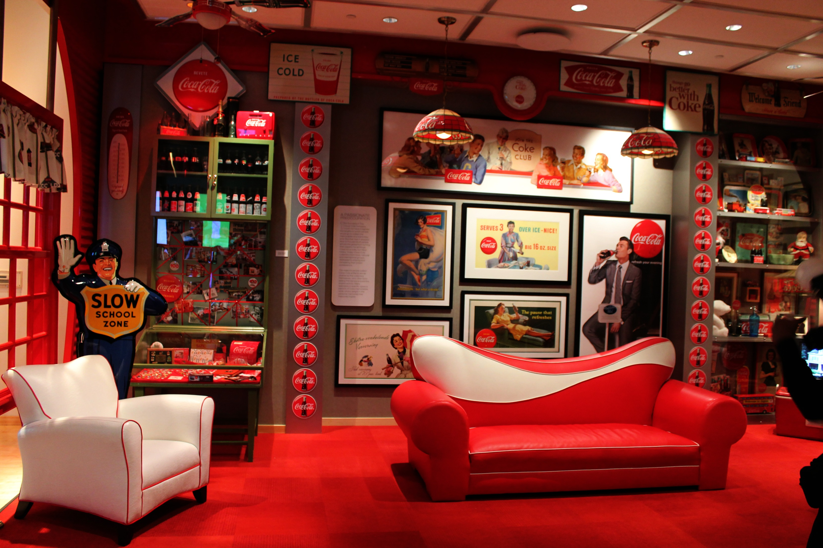 Southern Living Bedrooms Taste It At The World Of Coca Cola Simply Southern Mom