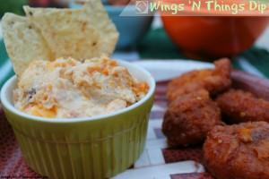 Wings N' Things Dip Recipe