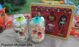 Monster Popcorn Crunch, Eyeball Punch and The Book of Life Sweepstakes