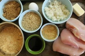 Gluten Free Walnut Bourbon Chicken Recipe