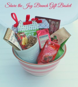 Make A Christmas Gift Basket DIY