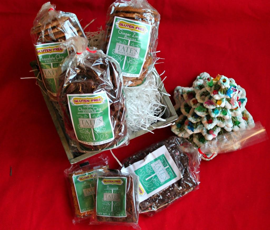 Tates Gluten Free Entire Gift Basket