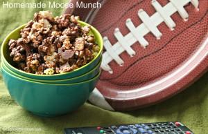 Homemade Moose Munch  Recipe Gluten Free!