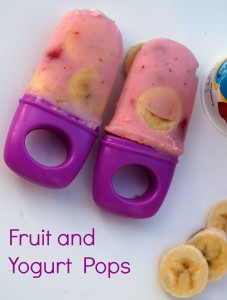 Fruit and Yogurt Bars Recipe