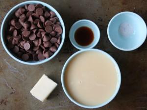 Chocolate Peanut Butter Fudge Truffles  Recipe-Gluten Free!