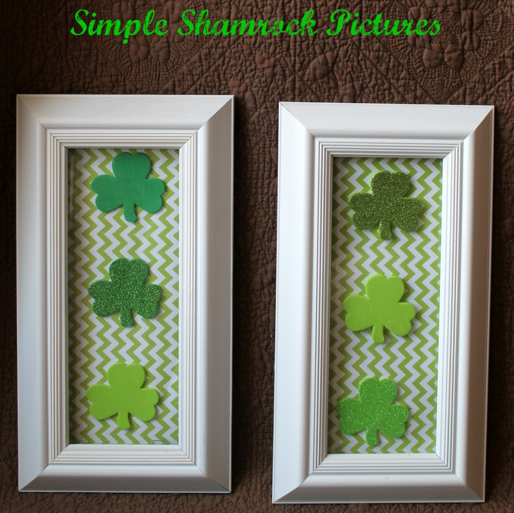 Simple Shamrock Pictures