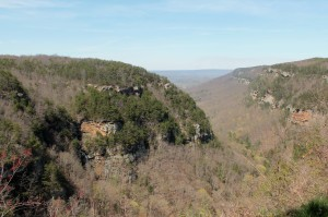 Cloudland Canyon State Park, Lookout Mountain, GA