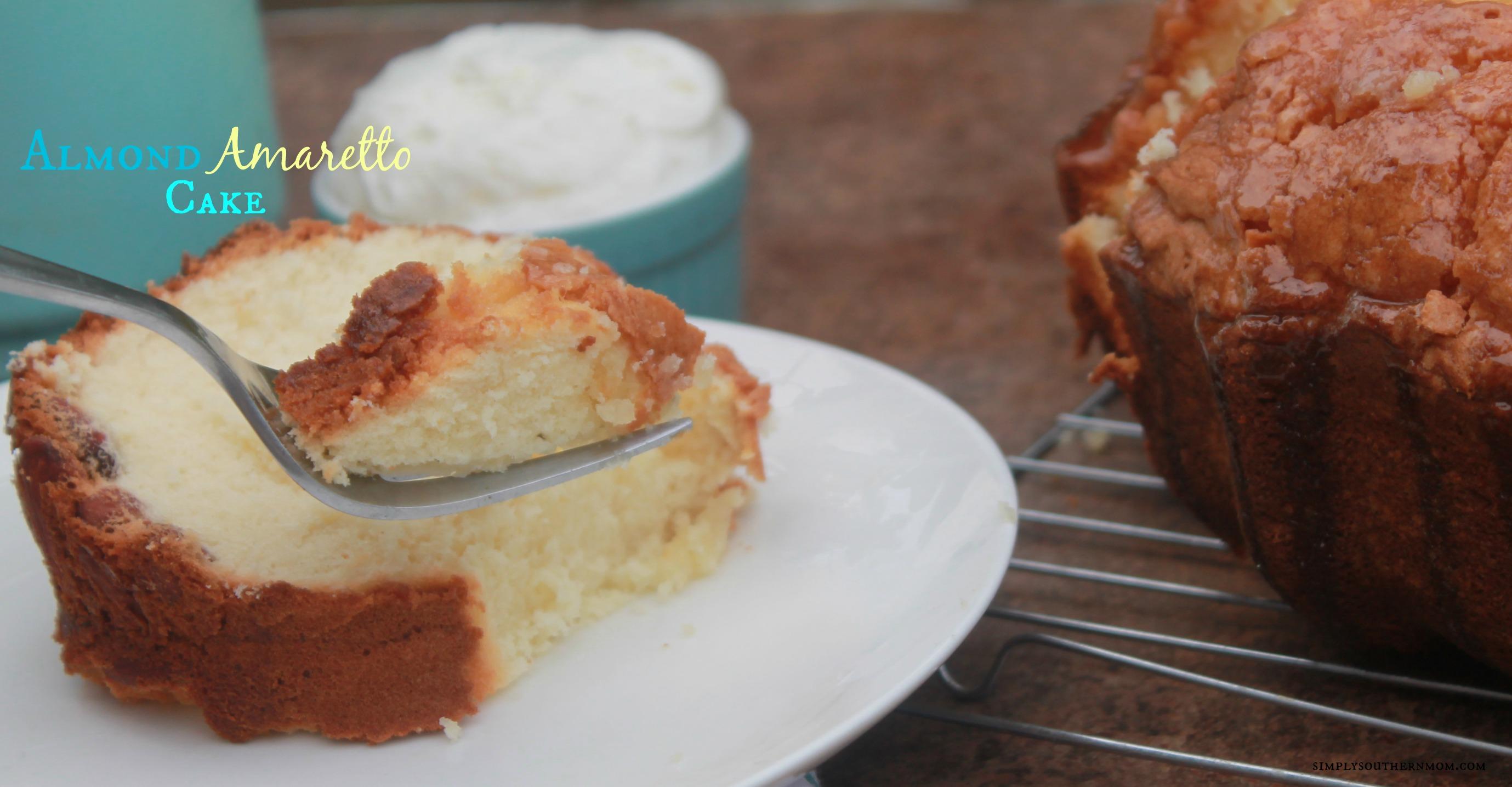 Almond Amaretto Pound Cake Recipe - Simply Southern Mom
