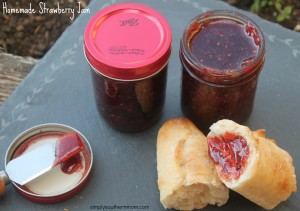 Easy Gluten Free Strawberry Jam Recipe