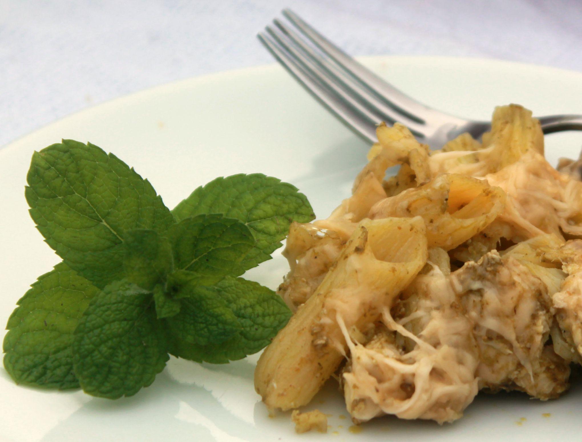 how to make pesto pasta with ready made pesto