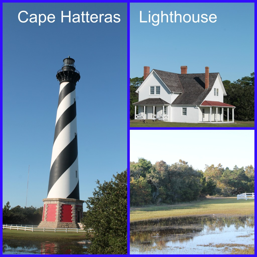 Cape Hatteras Collage