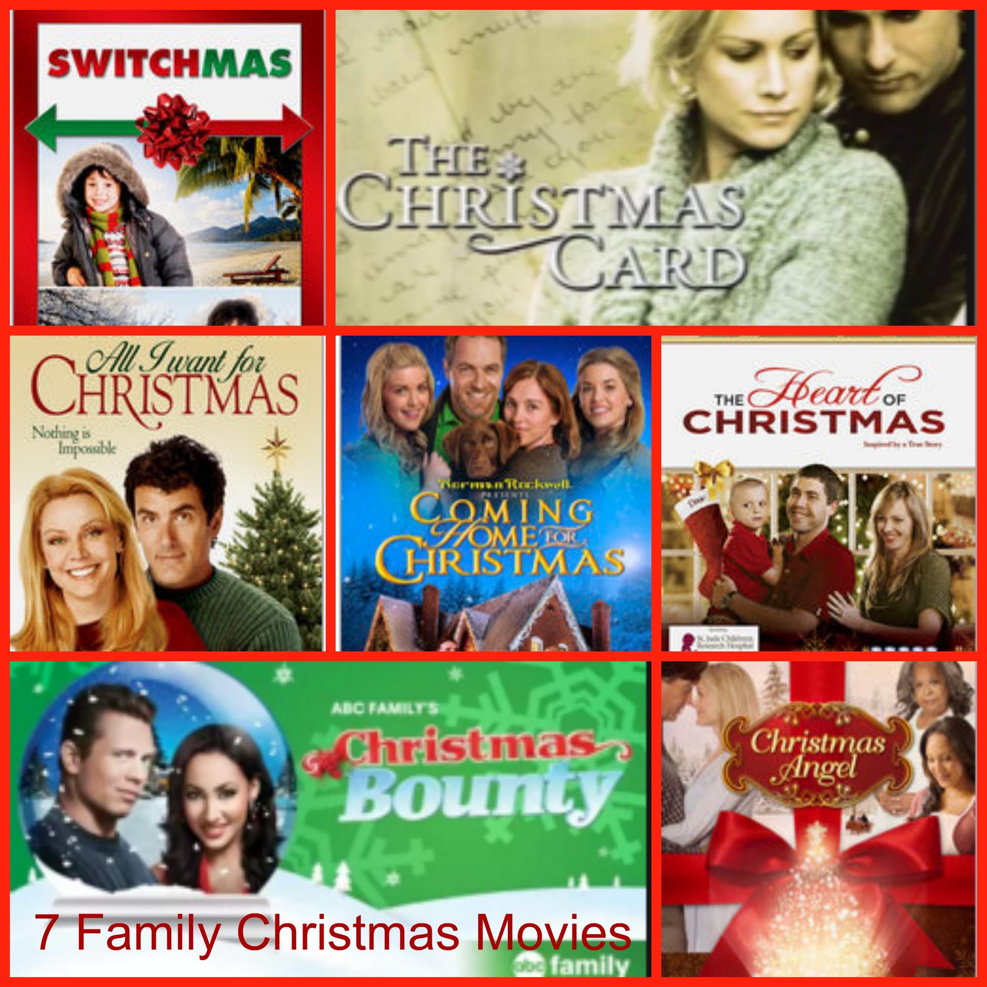 christmas movies on uverse 2018