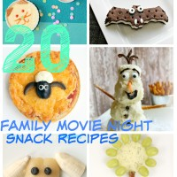 20 Family Movie Night Recipes