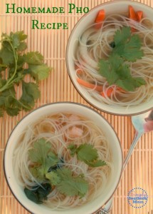 Easy Vietnamese Noodle Soup Recipe