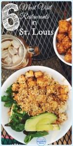6 Best Restaurants in St. Louis with Gluten Free Options
