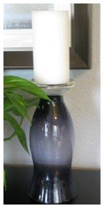 Easy Candle Vase Candle Holders