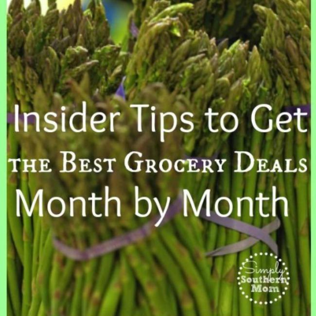 Insider Grocery Tips