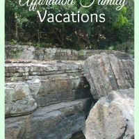 These five tips for affordable family vacations can help you plan the family getaway you didn't think you could afford!
