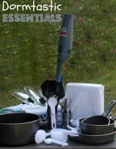 Must Have Dorm Essentials Free Printable Checklist