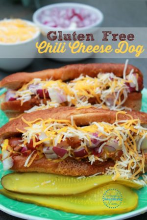 Gluten Free Chili Cheese Dog Recipe