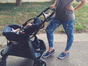 5 Ways to Get Active with Baby