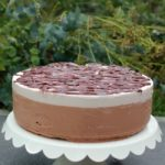 Chocolate Mocha Mousse Cake