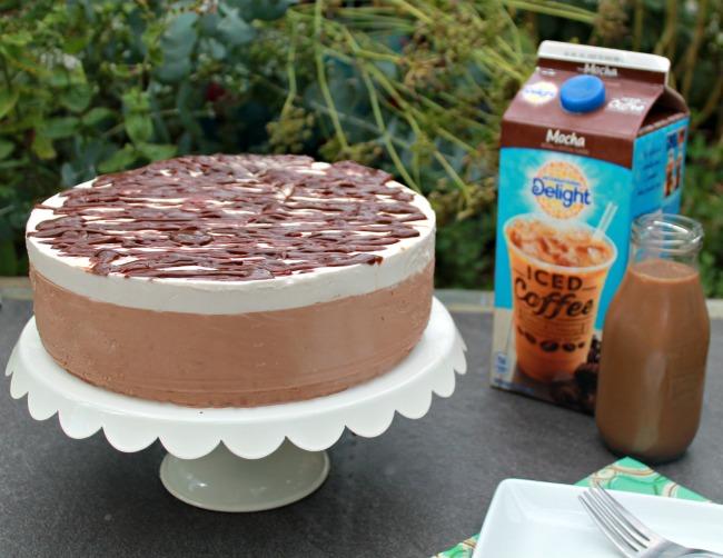 Chocolate cake mix mocha recipe