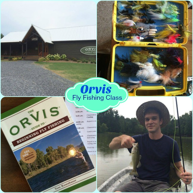 Orvis Fly Fishing Class