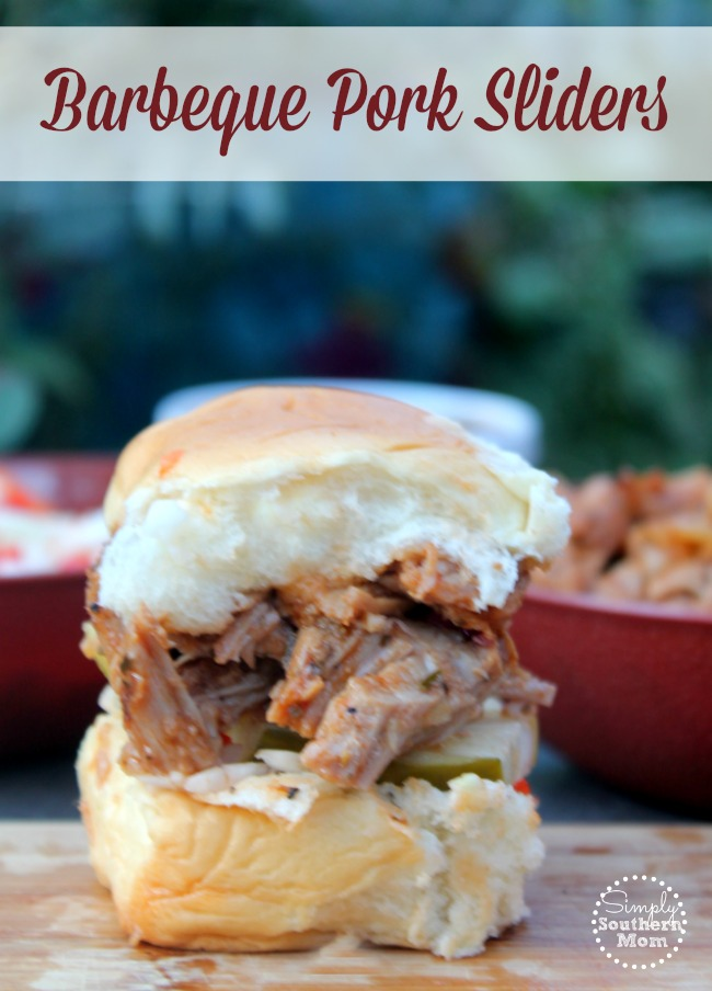 easy babecue-pork-sliders-recipe