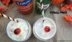 How to Make Eyeball Punch for Halloween