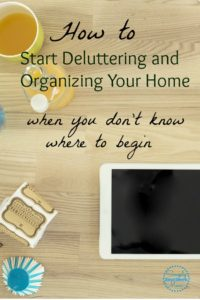 How to Start to Declutter Your Entire House For Beginners