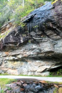 Waterfall Tour in Cashiers and Highlands, North Carolina