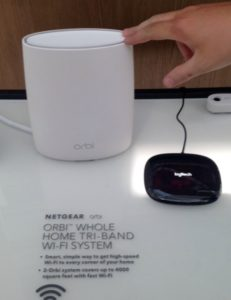 Going High Tech with Best Buy and NetGear