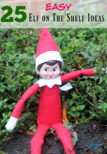 25 Easy Elf on the Shelf Ideas