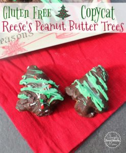 Copycat  Reese's Peanut Butter Trees Recipe