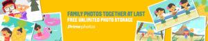 Baby Photos Galore & Explanation of Amazon Prime Photos